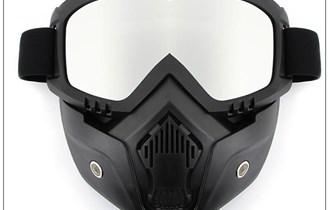 Motoristička Maska sa zaštitom za lice