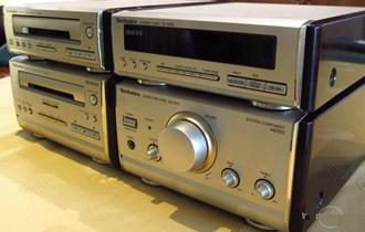 Technics mini linija SE-HD50 Topo stanje