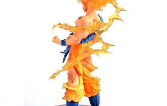 Dragon Ball Z Super Saiyan Son Goku