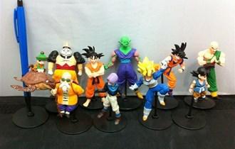 Dragon Ball Z Son Goku Figure Kolekcija