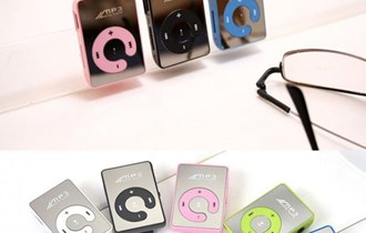 Mini Digital Clip On MP3
