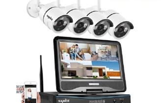 WIFI VIDEO NADZOR 720P+10.1INCH LCD MONITOR+1T HARD DISK