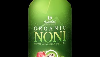Noni sok Organic CaliVita, za jačanje imuniteta s prirodnom aromom maline
