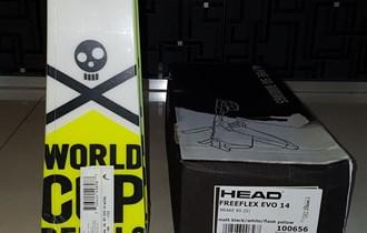 HEAD WC i.SL  165 cm    novo!!!!