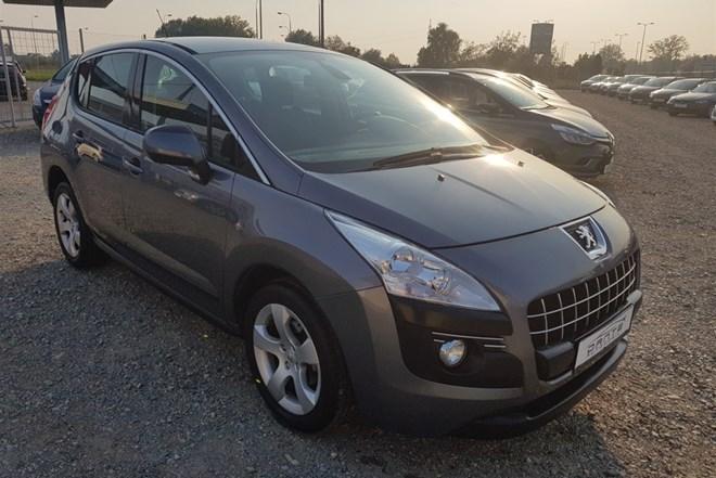 Peugeot 3008 1,6 HDi automatik, cijena do registracije, zamjena