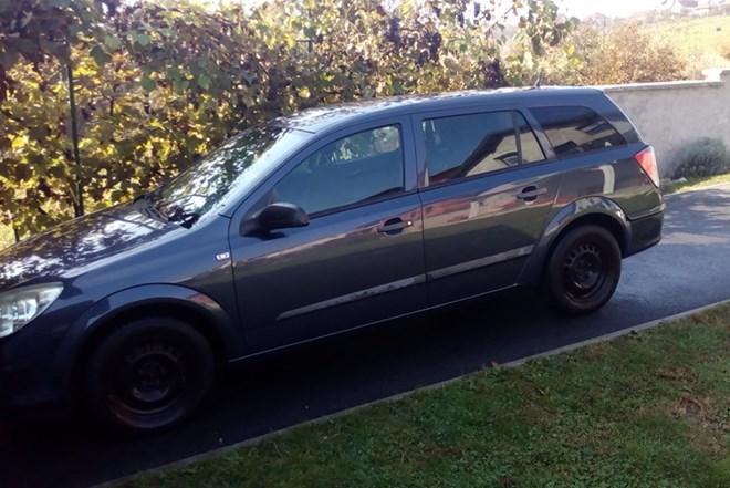 Opel Astra Karavan 1.4 karavan