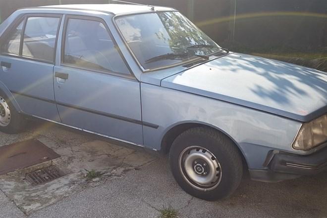Renault 18 TL 1983.g.  71000km
