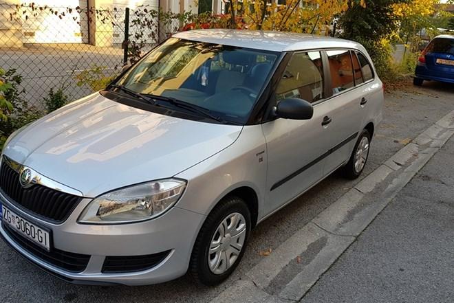 Škoda Fabia Combi SIMPLY 1.6 TDI