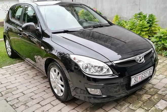 Hyundai i30 1,6 i - ATEST. PLIN - LPG !!!