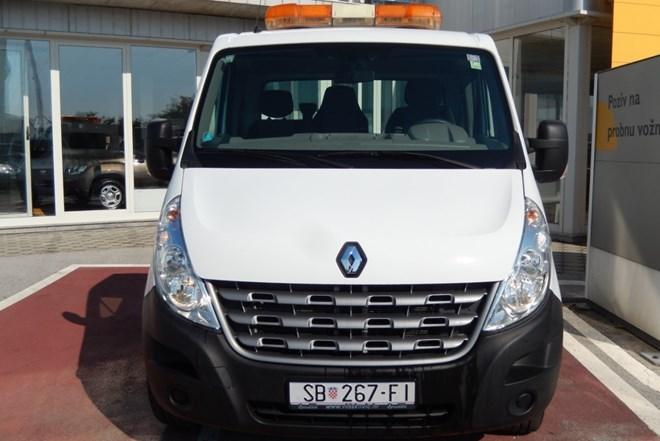 Renault Master Šasija PRO L3H1P3 2,3 dCi VUČNA SLUŽBA