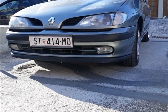 Renault Megane 1.6 KLIMA