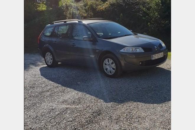 Renault Megane Grandtour 1.5dci