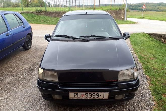 Renault Clio 1.8 RSi