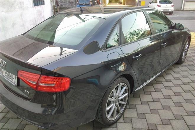 Audi A4 B8 2.0 TDI S line