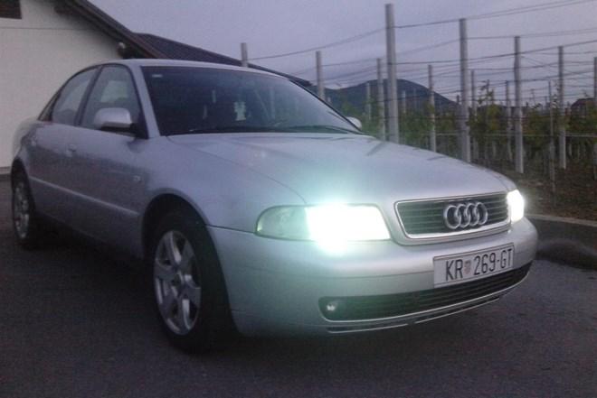 Audi A4 1.8, 2001.god, REG 6/19, vlasnik 10.god, 2800e