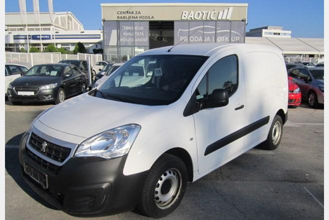 Peugeot Partner 1,6 HDi 90 L2 FAP Comfort 11.794,81