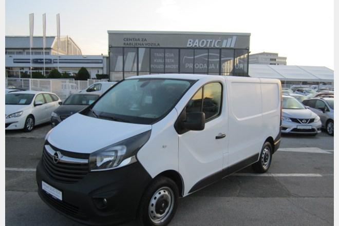 Opel Vivaro Van L1H1 1,6 CDTi 2,7t 13.828,40