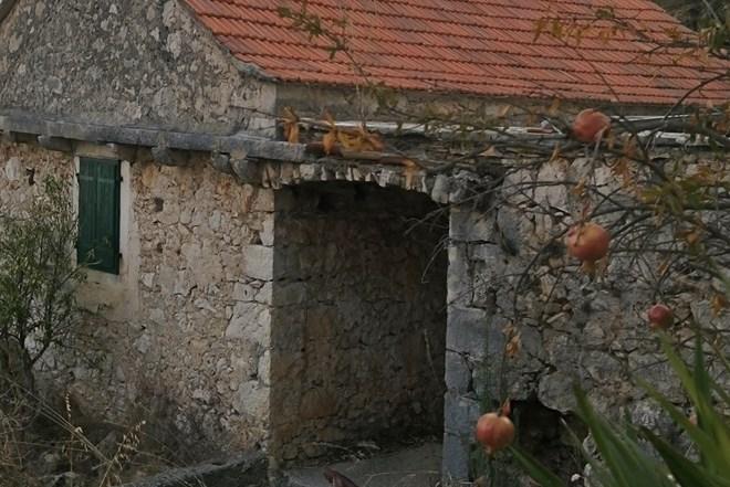 Autohtona stara Kuća Hvar- Gromin Dolac