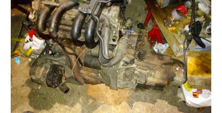 Twingo motor