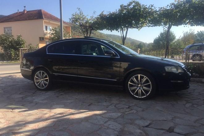 VW Passat 2.0 TFSI