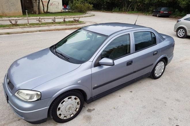 Opel Astra 1.6 16V Twinport, KLIMA,PLIN-ATEST DO 2022g