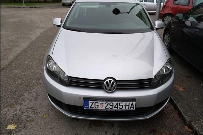 VW Golf VI Variant 1.6 TDI