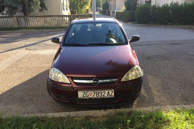 Opel Corsa 1.2 I 2004.g.