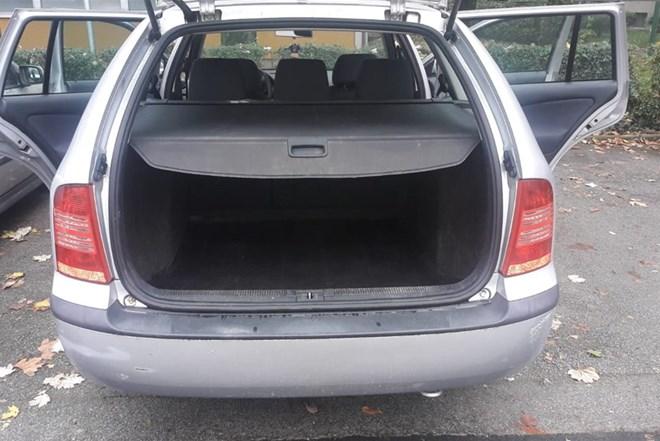 Škoda Octavia Combi 1.6 16v