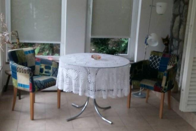Iznajmljuje se prekrasan studio/apartman 75m² sa vrtom u Mlinovima