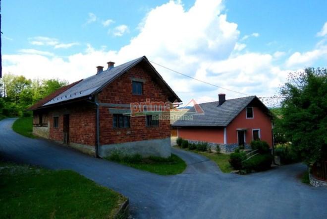 Selo pokraj Kupe