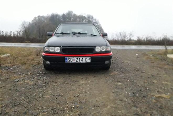 Opel Astra Cabrio F cabrio 1.6