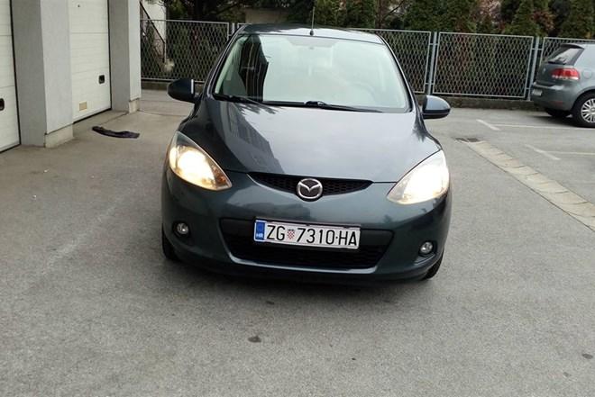 Mazda 2 1,4 HDI