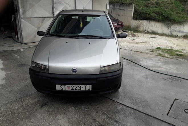 Fiat Punto 1.9 Dizel