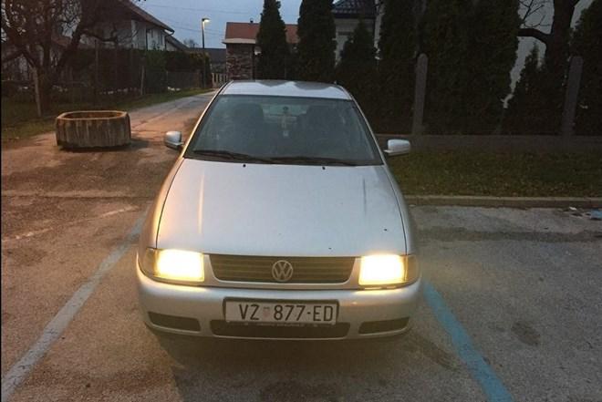 VW Polo Classic 1.4