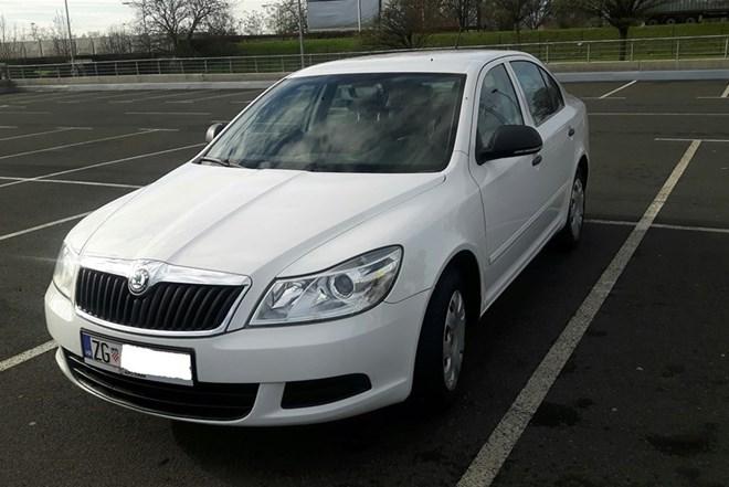 Škoda Octavia 1.6 TDI   2012. god.