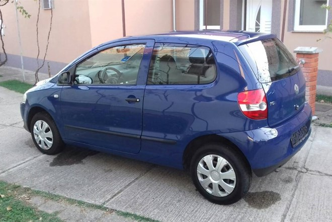VW Fox 1.2i