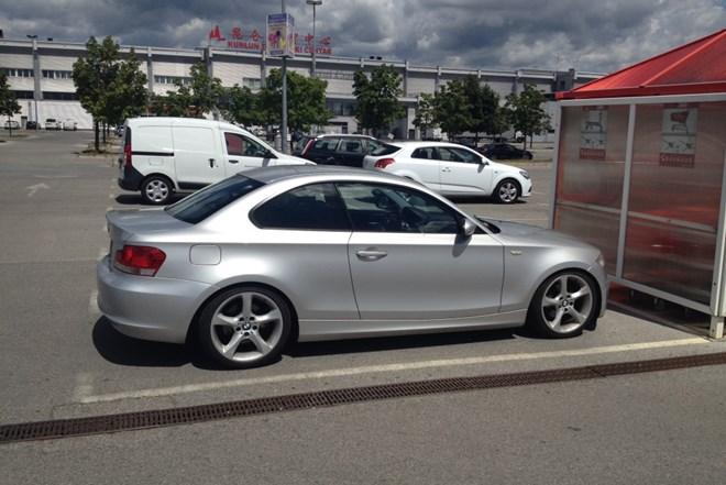 BMW serija 1 120d COUPE