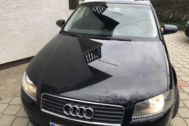 Audi A3 2,0TDI
