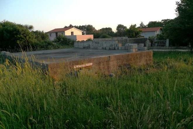 Započeta gradnja kuće u okolici Medulina