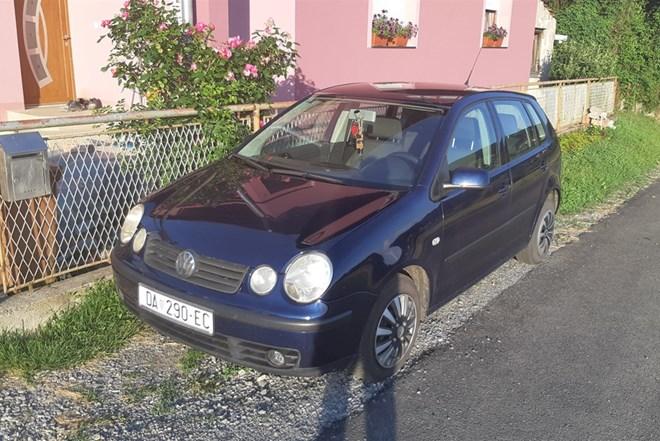 VW Polo 1.4 TDI Registriran