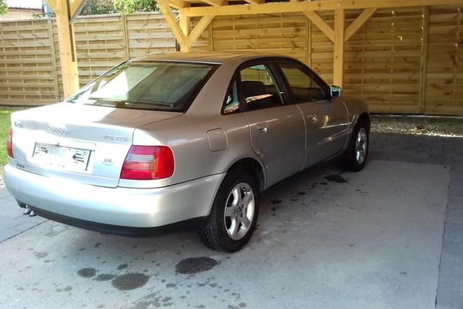 Audi A4 1.9 TDI 66KW