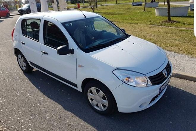 Dacia Sandero 2011  1.4 16v LPG plin