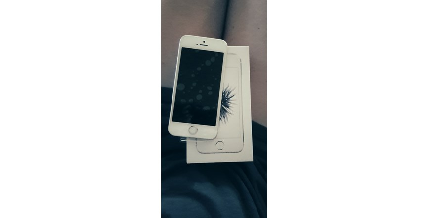 Iphone SE 32GB, Silver