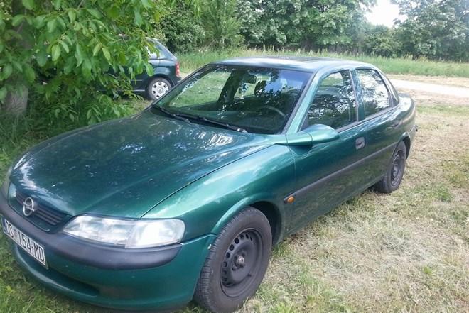 Opel Vectra GL 1.6 i