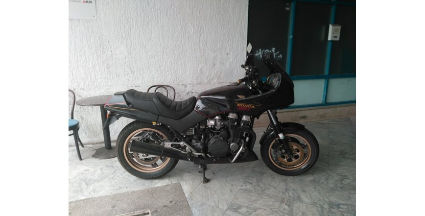honda cbx 750 rc17