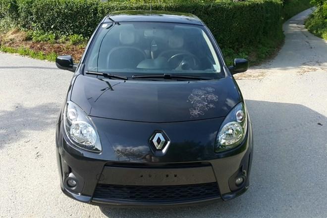Renault Twingo 1.2 16v Miss Sixty/koža/rozi detalji/1.vl
