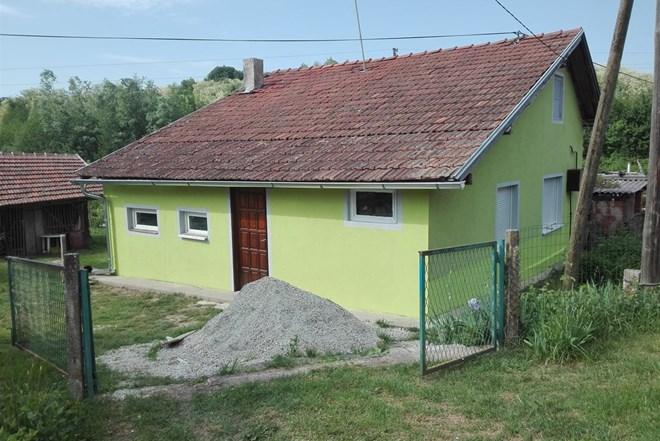 Adaptirana kuća u Paulovcu, Veliko Trojstvo 17000€