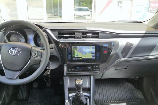 Toyota Auris Luna 1.6 D