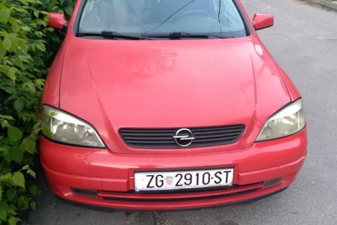 Opel Astra 1.6 16v