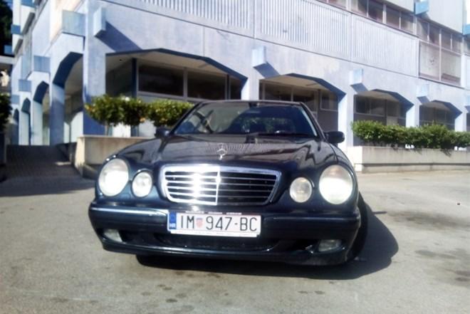 Mercedes-Benz E-klasa 200 cdi Avantgarde